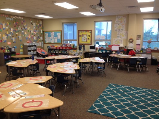 Pictures Of Elementary Classrooms : Neighboring district school tours westside facilities